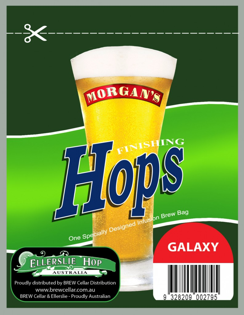 Morgan's/Ellerslie Galaxy Hops