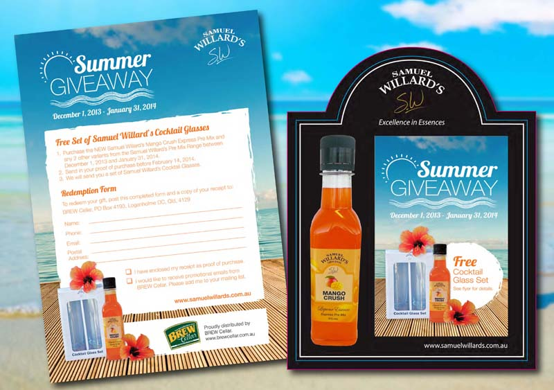 SW Mangon Crush Summer Promo