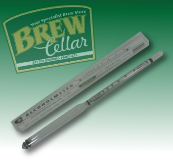BREW Cellar Alcoholmeter 170mm