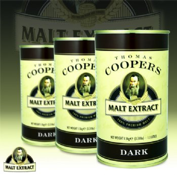 Coopers Dark Malt Extract 1.5kg
