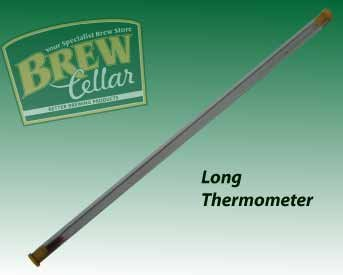 Thermometer Long 300Ml