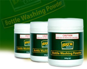 BREW Cellar Bottle Washing Powder  500g