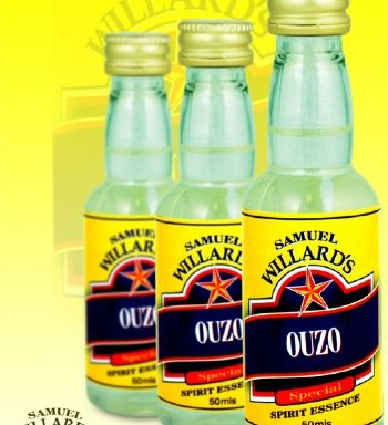 Samuel Willards Gold Star Ouzo