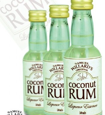 Samuel Willards Coconut Rum