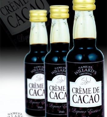 Samuel Willards Creme de Cacao