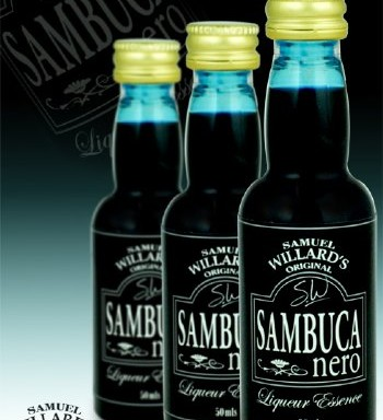 Samuel Willards Sambuca Nero
