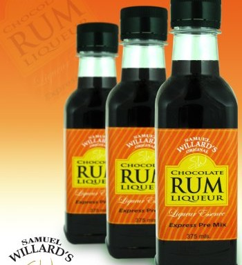 Willards Express PreMix Chocolate Rum